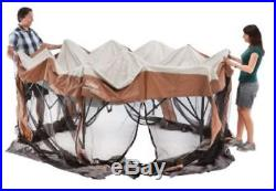 Coleman Screened Canopy Tent Outdoor Gazebo Gazebos And Canopies Sun Shelter