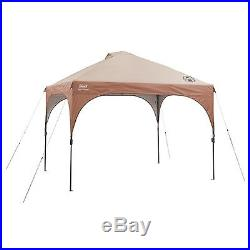 Coleman Shelter 10' X 10' Straight Leg Canopy With LED 2000007829