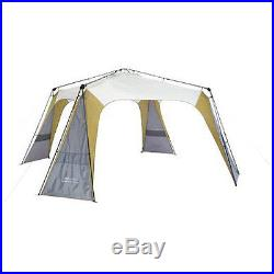 Coleman Shelter Instant Event Shade Canopy 14'x14' (Grey/Dark Grey/Green)