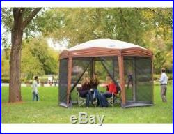 Coleman Steel-framed Screened Instant Canopy Shelter (12' X 10')