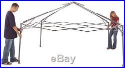 Coleman Sun Shelter Outdoor Canopy Backyard Park Beach Camp Party Tent Picnic