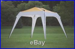Coleman Super Light Instant Sun Shelter CANOPY 50+ SPF 10 x 10 Yellow NEW