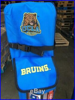 Coleman UCLA BRUINS Rawlings 10' x 10' Deluxe Dome Canopy with Wall