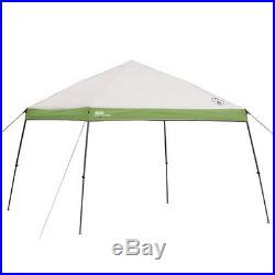 Coleman Wide Base Canopy Outdoor Patio Rain Sun Protection Camping Beach Cover