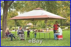 Collapsible Beach Canopy 13x13 Tent Instant Shelter Outdoor Camping Portable Kit