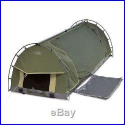 Companion Rhino Ridge 380 Freestanding King Single Dome Canvas swag green
