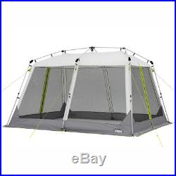 Core Equipment 12x10 Instant tent Screen House sun shade bug free zone