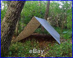 DD Tarp 4x4 MC Lightweight Camping Basha, Hootchie, Rain Fly
