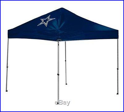 Dallas Cowboys 9 X 9 Canopy Tent Shelter Tailgate Camping Outdoor NFL