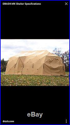 Drash Mx Shelter Mxa2000t