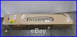 EZ Up Enterprise II 10' x 10' Instant Shelter Black SSX15P105A