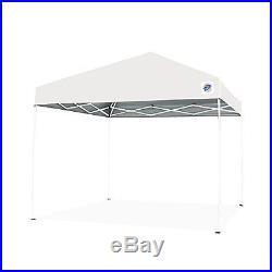E-Z UP Envoy 10-Feet x 10-Feet Instant Shelter Canopy, White New