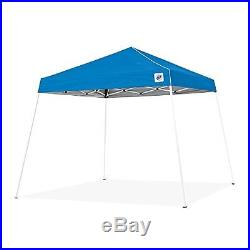 E-Z UP Swift Instant Shelter Pop-Up Canopy, 12 x 12 ft Blue New