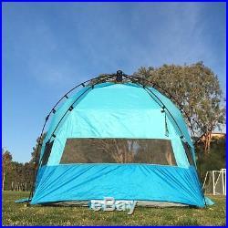 EasyGoT Shelter Beach Cabana Tent Sun Sport Shelter Sets up in Seconds