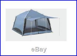 Eureka Northern Breeze 10 Blue Screen House Waterproof Dining Shelter