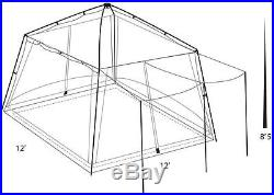 Eureka Northern Breeze 12 Blue Screen House Waterproof Dining Shelter