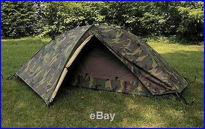 Eureka Tcop Woodland Camo 1 Man Tent New Camping Tents