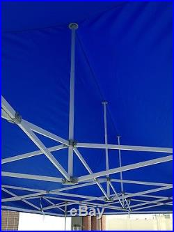Eurmax Pop Up Canopy 10x20 Ez Pop Up Commercial Canopy Tent Shelter Carnival Red
