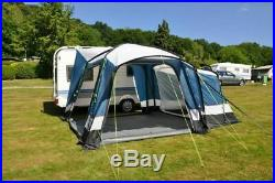 Eurotrail Eiffel Awning Tent With Annexe Including Inner Tents Caravan Campervan