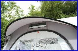 Eurotrail Genua Air Inflatable Awning Sun Canopy Caravan Motorhome Camping