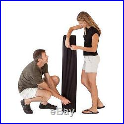 Gazebo Straight Leg Instant Canopy 10' x 10' Camping UV Protection New