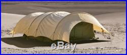 HDT Base-X 22' x 55' x 10' Shade Fly #602032SF03TN NYLON MESH
