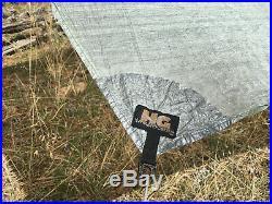 Hammock Gear Cuben/Dyneema Hex Tarp