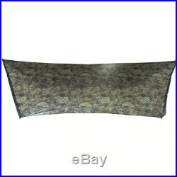 Hammock gear ultralight Dyneema cuben fiber Tarp with doors, dutchware ridgeline