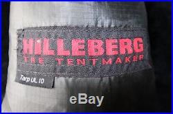 Hilleberg Tarp UL 10 green