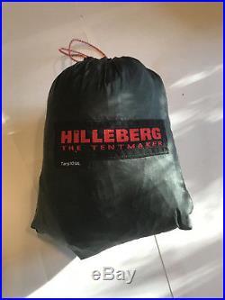 Hilleberg Tarp UL Green