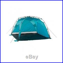 INSTANT BEACH SUN SHADE TENT PORTABLE OUTDOOR CABANA CANOPY COVER CAMP SHELTER
