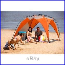 INSTANT BEACH TENT SUN SHADE OUTDOOR PORTABLE CABANA CANOPY CAMPING CAMP SHELTER