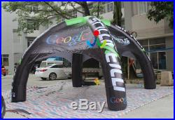 Inflatable Outdoor Dome Tent for the Car Sun shelter Diameter 6.6m Spider 2018