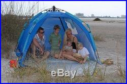InsTent Max Beach Sun Tent Shelter Shade outdoor Camping Canopy