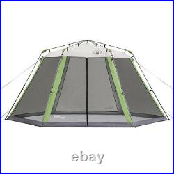 Instant 15'x13' Outdoor Screen House Camping Tent Canopy Gazebo Patio Enclosure