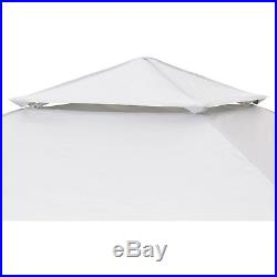 Instant Canopy Tent 14x14 Patio Garden Sun Shade Outdoor Shelter LED Light Trail