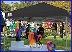 Instant Canopy Tent 4 Leg Frame 10 x10 Outdoor Pop Up Gazebo Top Beach Sun Shade