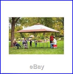 Instant Canopy Tent Camping Coleman Shelter 13X13 Foot Shade Sunwall Outdoor NEW