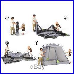 Instant Mosquito Screen House 10'x10' Bug Canopy Camping Tent Shade Shelter New