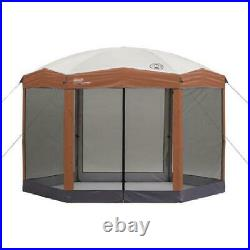 Instant Pop Up Canopy Sun Shade Shelter Screen House Outdoor Camping Tent 12x10