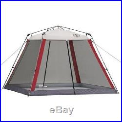 Instant Screen House Canopy Tent Camping Gazebo Patio Back Yard BBQ Shelter
