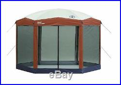 Instant Screen House with Netting Mesh Camping Mosquito Screened Canopy Tent