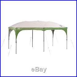 Instant Sun Shelter Rectangle Canopy Lightweight 16 x 8 Feet 100 Sq Ft of Shade