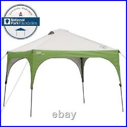 Instant Tent Canopy Outdoor Beach Camp Shade 10Ft Lightweight Travel Shelter New