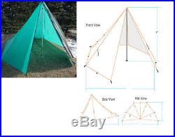 Integral Designs George Tarp Silnylon Shelter- Made in Canada