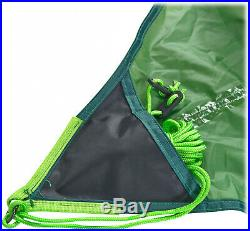 Kelty Noahs Tarp Shelter Simple, lightweight, and versatile protection 240Lx240W