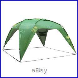 KingCamp Outdoor Canopy Patio Gazebo Wedding Party Fair Garden Tent 11.8'11.8