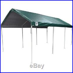 King Canopy 10' 20' Drawstring Cover 10' x 20' / Green TDS10206G Canopy NEW