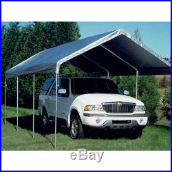 King Canopy 10' 20' Drawstring Cover 10' x 20' / Silver TDS1020S Canopy NEW