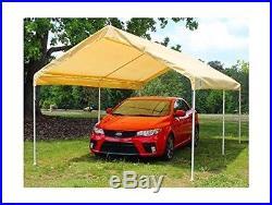 King Canopy 10 x 20 ft. Universal Canopy 10 feet x 20 feet / Tan C61020PCT NEW